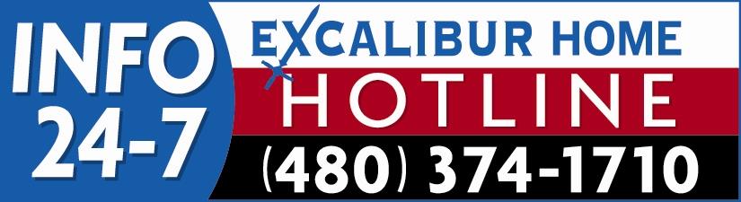 Excalibur Home Hotline