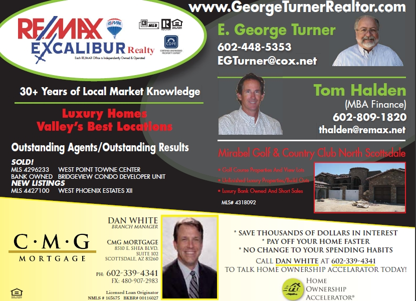 George Turner Real Estate Book